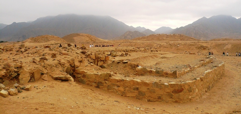 Remains of Caral