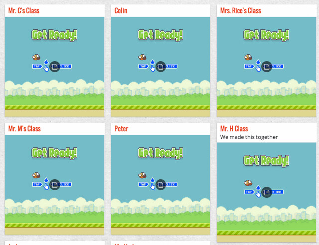 Class Flappy Games