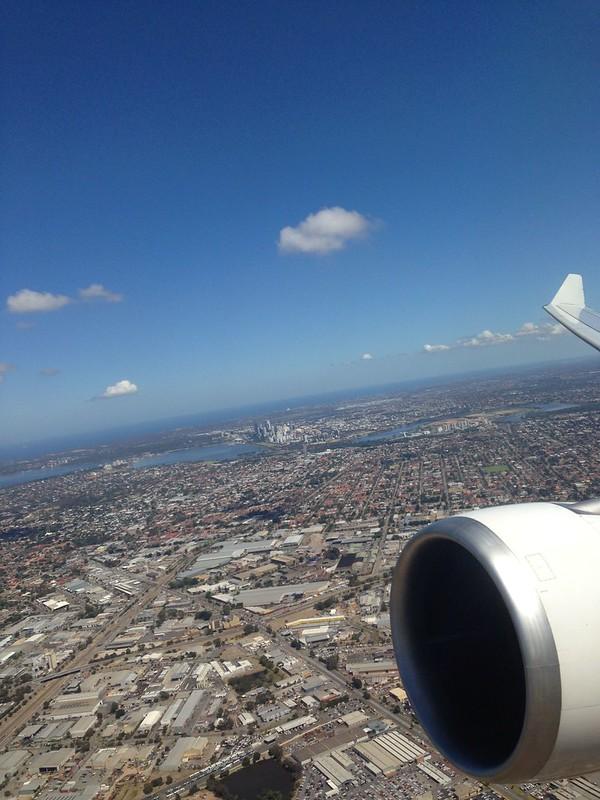Bye Perth