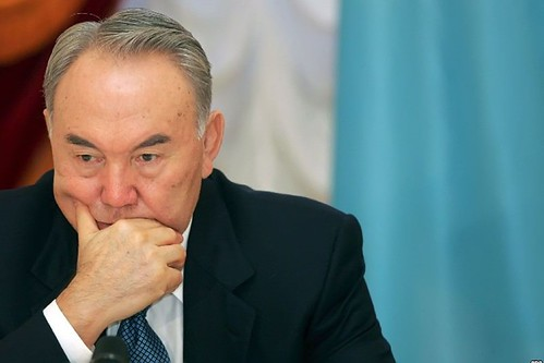 Назарбаєв: