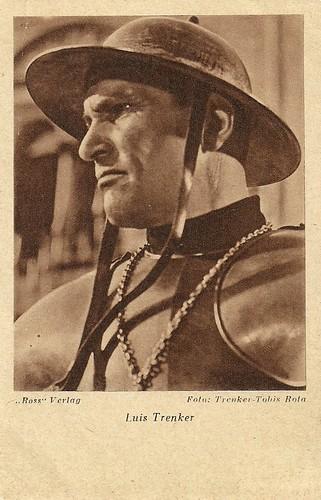 Luis Trenker in Condottieri