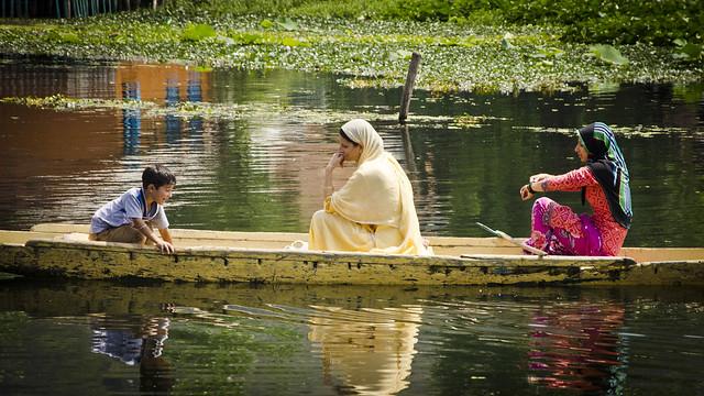 Lake Dal, Srinagar, India