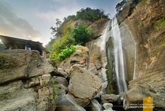 Bridal Veil Falls in Benguet