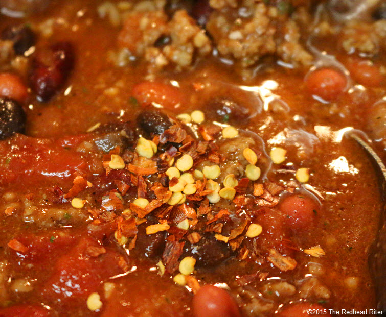 8 Best Simple Homemade Chili Recipe add red pepper flakes