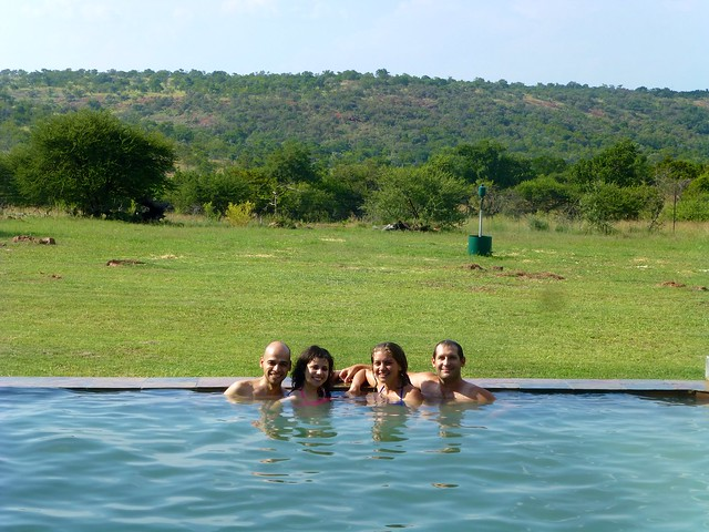 A weekend away at the Mangwa Valley Lodge