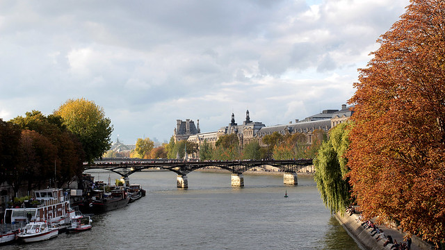 Along River Seine