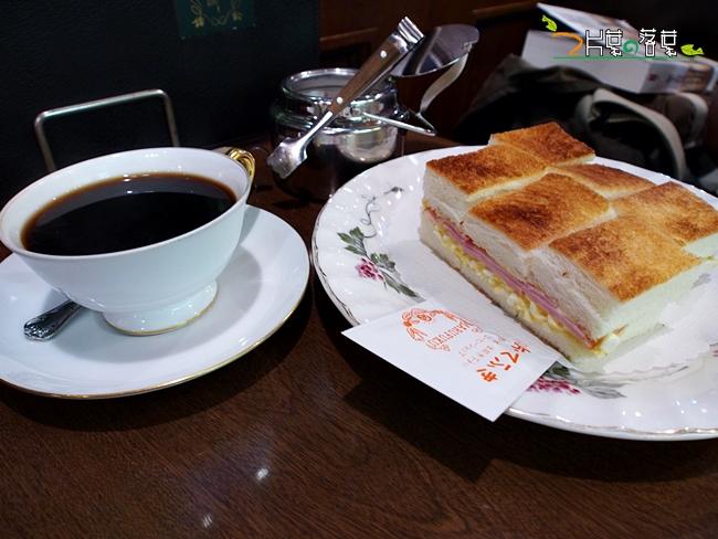 [大阪美食]:千日前 丸福咖啡本店