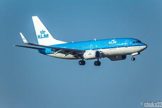 KLM Royal Dutch Airlines l PH-BGT l Boeing 737-700