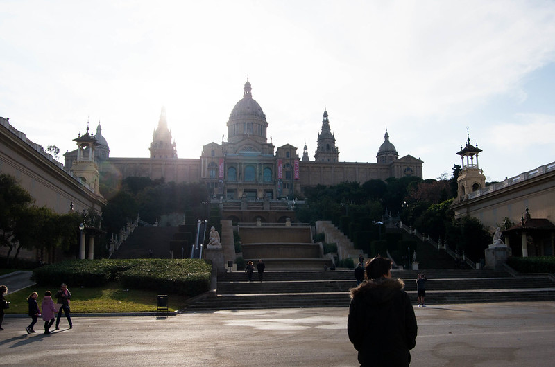 カタルーニャ美術館