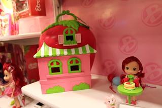 Toy Fair 2015- The Bridge Direct (Strawberry Shortcake, etc)