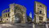 Catedral de Valencia con el Miguelete al fondo