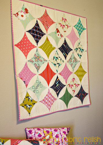 Church Cathedral Quilt