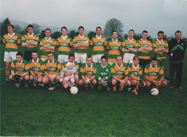 2000 Junior B Football County Champions