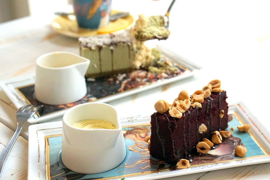 swich cafe - uptown damansara