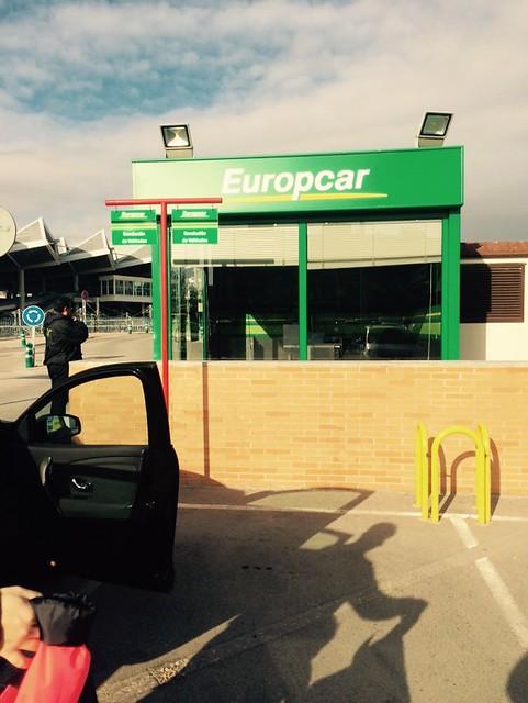 西班牙 租車 Rent Car in Spain