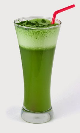 The 5 Green Juice Recipe