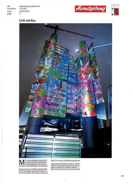 Dokumentation HVB-Tower Lichtinstallation-6