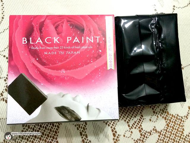 black paint singapore