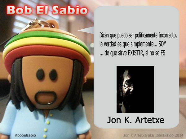 Bob El Sabio. SOY