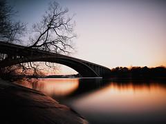 Bridge over Tranebergs Sound