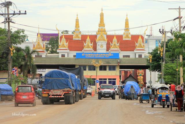 Bangkok Siem Reap Border