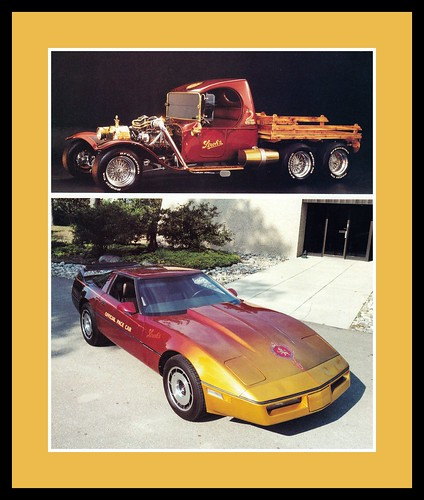 Stroh's Beer Show Cars, 1985