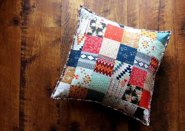Wild & Free + Wanderer Pillow!