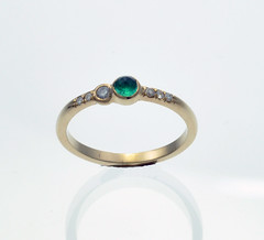 ring, jewellery, gemstone, circle,
