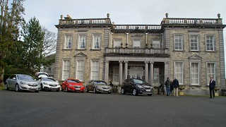 #OpelCDTI Event in Irland