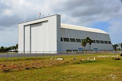 Florida, Pompano Beach, (former) Goodyear Hangar