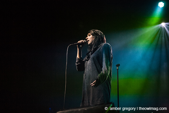 K.Flay @ Fox Theater, Oakland 2/27/15