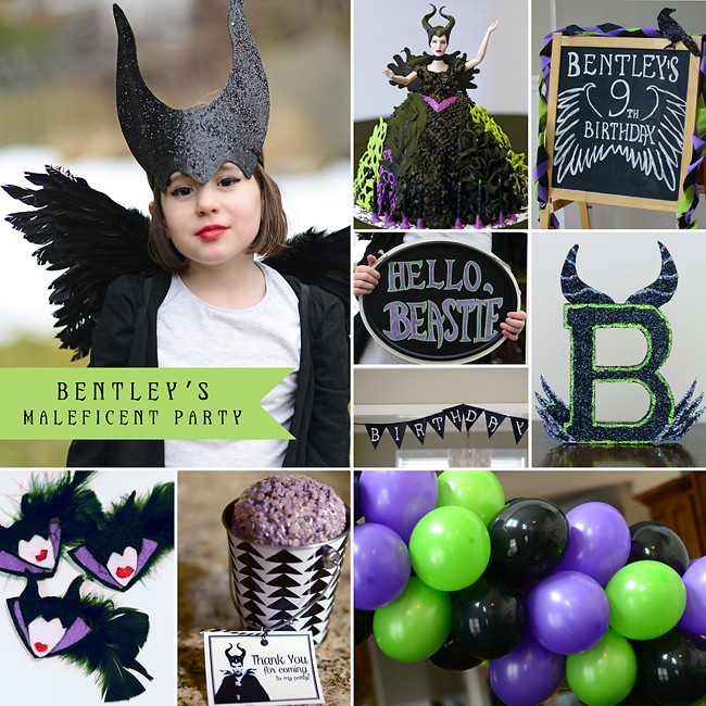 Maleficent Birthday Party Denisha Sproul Photography Lexington