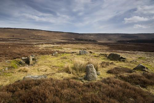 Bamford Moor Stone Circle