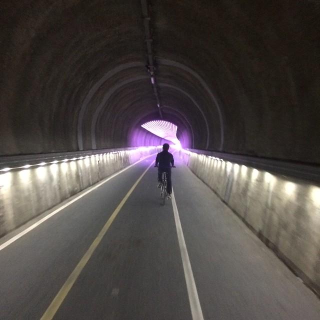 Biking around Gyeonggi-do, Korea: March, 2015
