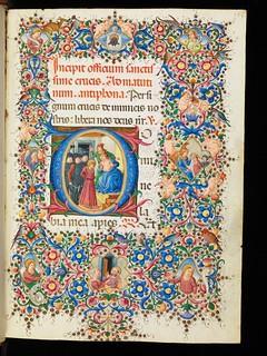 Genève, Bibliothèque de Genève, Comites Latentes 54, f. 133r