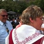2011 Bezirkmusikfest in Naters