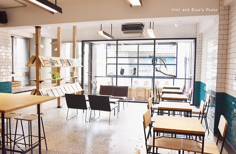 台中火車站中區咖啡Fleetstreet早午餐01