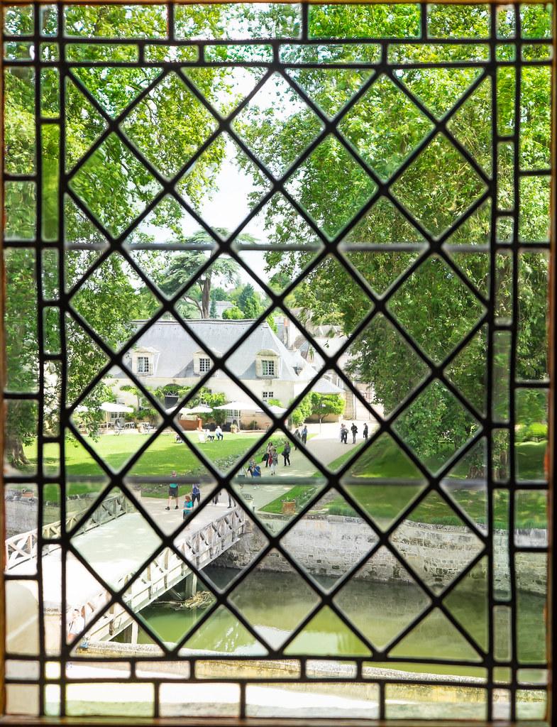 Azay le Rideau View