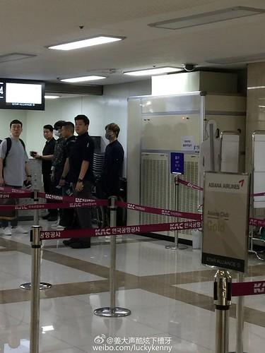 Big Bang - Gimpo Airport - 28jul2016 - luckykenny - 01
