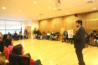 División de Organizaciones Sociales y Servicio de Registro Civil cierran exitosa Escuela de Formación de Promotores de la Diversidad