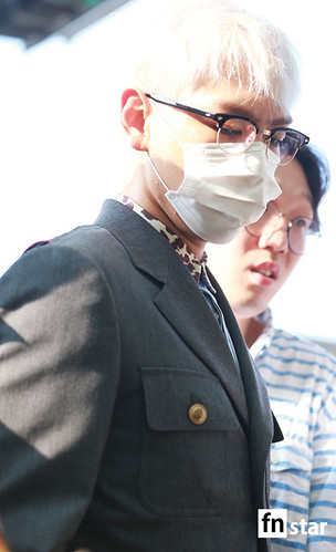 Big Bang - Incheon Airport - 07aug2015 - fnstar - 09