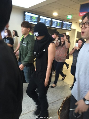 Big Bang - Melbourne Airport - 20oct2015 - _WeNGagA_ - 07