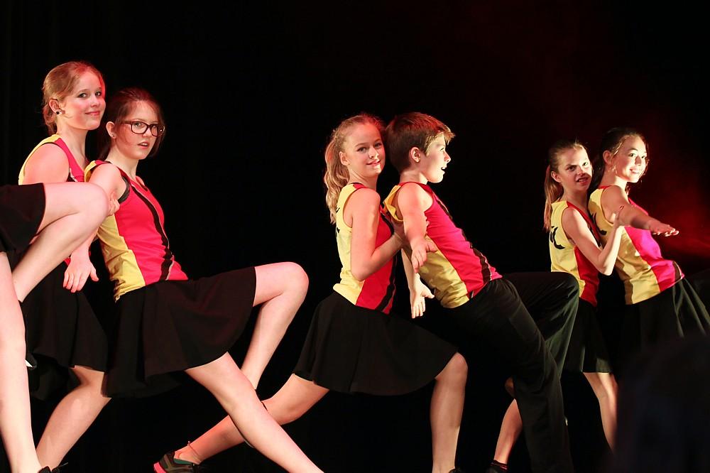 Dance Brunch 2014 (Catarci Design)