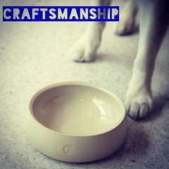 Designer ceramic dog bowls handmade using traditional German pottery techniques. Lavishtails.com.au. #lavishtails #dogs #dog #puppy #pup #cute #eyes #instagood #dogs_of_instagram #pet #pets #animal #animals #petstagram #petsagram #dogsitting #photooftheda