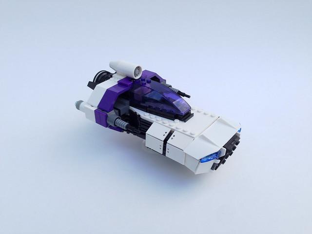 BAC Speeder
