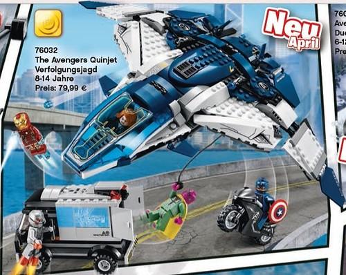 LEGO Super Heroes 76032