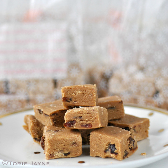 Rum & raisin fudge recipe 1
