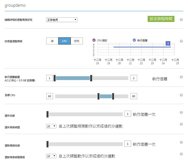 [Azure] 自動調整規模-5