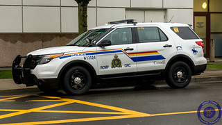 North Vancouver RCMP Ford Police Interceptor Utility (Explorer)