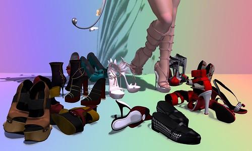 21 Shoe - November